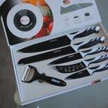 Набор ножей Swiss Line на выбор 5 цветов 4