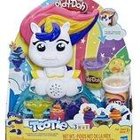 Play-Doh Фабрика мороженного Единорог Тути E5376 Tootie The Unicorn Ice Cream Set