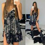 Красивое платье две расцветки