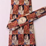 Шелковый галстук Christian Dior Оригинал