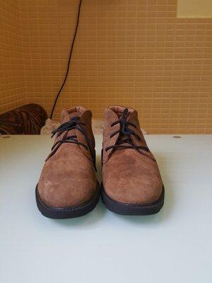 Стильные мужские ботинки Geox оригинал
