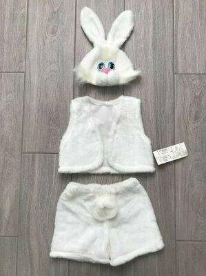 Продано: Карнавальный костюм зайчик, Зайчик карнавальный костюм,Заяц карнавальный костюм