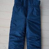 Зимний теплый полукомбинезон Dzziga, лыжные штаны для мальчика
