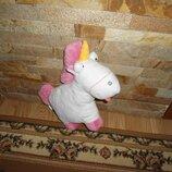 Мягкая игрушка коник єдиноріг Minion made