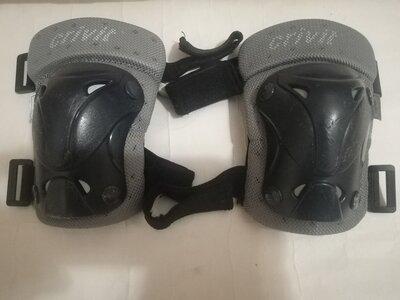 Защита Crivit наколенники для роликов, скейтов и самокатов.