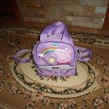 Детская сумочка Peppa Pig стан нової
