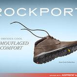 Мембранные термо ботинки полуботинки/ Adidas Rockport Сша /пошив Вьетнам/р.40-26,5