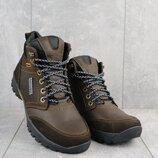 Ботинки мужские натуральная кожа, зима 40-45 р