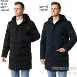 Молодіжна зимова куртка з капюшоном Нова модель