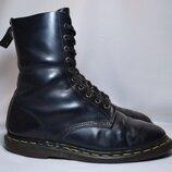 Ботинки Dr. Martens мужские кожаные. Англия. Оригинал. 43 р./27.5 см.