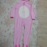 Карнавальный костюм слип зайчика на 9-10лет