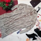 Красивый кардиган-пончо Grace, натуральный кашемир, размер M, Германия