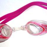 Очки для плавания Speedo 8-14 лет подростковые оригинал