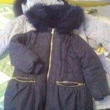 Курточка теплая очень