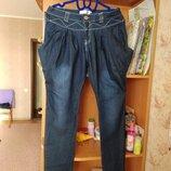 Продам красивые джинсы галифе фирмы Next на девушку 44-46 р.