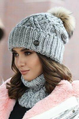 Комплект «Энеис» шапка хомут