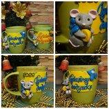 Чашки для бабушки и дедушки