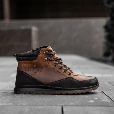 Зимние ботинки Калах високі код. 4577