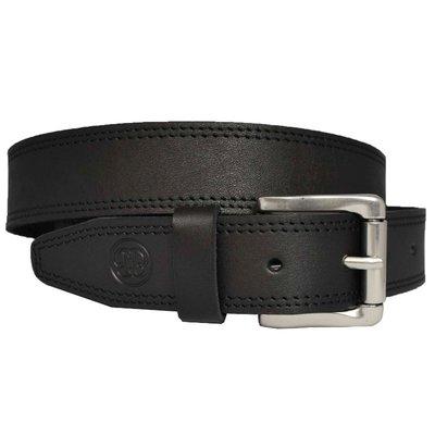 Texas7 кожаный мужской ремень со строчкой кожанный пояс для джинсов пасок ремінь