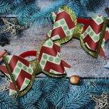 Резинки,заколки новорічні