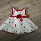 Платье для Реборна, пупса 50-60 см