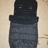 Спальный мешок, конверт, чехол на ножки в коляску Baby Travel