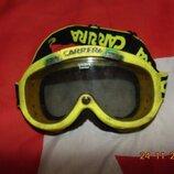 Спортивная фирменная защитная маска очки бренд Carrera Каррера .м-л-хл