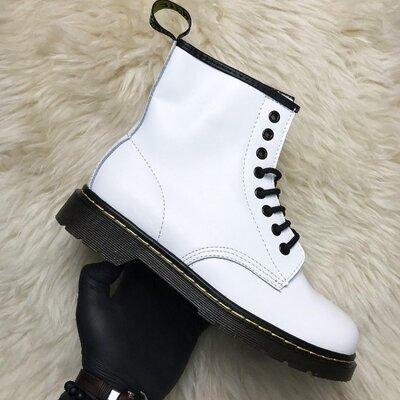 LUX качество. Стильные ботинки Dr Martens Доктор Мартинс, женские мужские, р. 36-45, CDF25