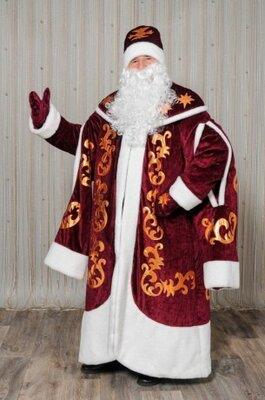 Костюм Дед Мороз Святой Николай