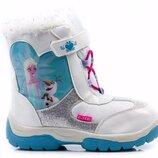 Зимние ботинки frozen