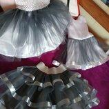 Юбка платье костюм мышки мышь зайка зайчиха козочка