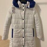 Куртка зимняя р.134 -140