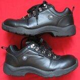 Cotton traders 41,5 кожаные мембранные ботинки мужские