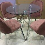 Договорная цена, стеклянный галантный стол Т-316 торг