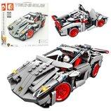 Конструктор Sembo 701400 Lamborghini Venano аналог Lego Technic , 369 дет