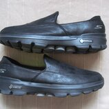 Skechers gowalk 3 44 кроссовки слипоны мужские