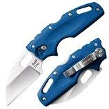 Складной нож от компании Cold Steel. Модель Tuff Lite Blue 20LTB. Оригинал
