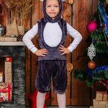 Карнавальный костюм Мышонок, костюм новогодний