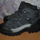 Треккинговые мембранные ботинки Weissenstein,размер 39