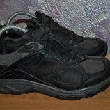 Треккинговые кожаные мембранные кроссовки Merrell,размер 39