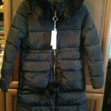 Продам нове зимове пальто на холофайбері, р L