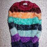 Джемпер свитшот травка свитерок