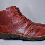 Ботинки El Naturalista ботильоны кожаные женские. Испания. Оригинал. 40 р/26.5 см.