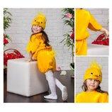 Новогодний костюм Цыпленок Цыпа на возраст 3-7 лет.
