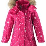 Зимняя куртка Reima Silda 4651 Pink размер от 92 до 140