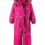 Зимний комбинезон ReimaTec Saana 4651 Pink размер 98 -140