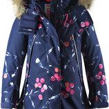 Зимняя куртка ReimaTec Muhvi 6983 размеры 92-140