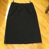 Шерстяная юбка большого размера final