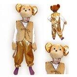 Новогодний костюм Обезьяна Обезьянка 3-7 лет для мальчика.