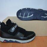 Зимние детские ботинки.Размеры с 32 по 39.